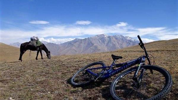 The Talas Traverse: Bikepacking Kyrgyzstan