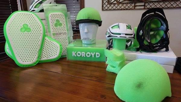 PressCamp '16: Koroyd
