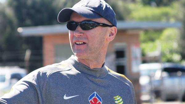 Catching up with Matildas Doctor James Ilic