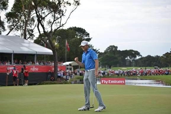 Spieth is Sydney-bound for Australian Open