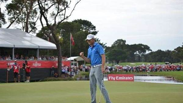Spieth is Sydney-bound for Australian Open