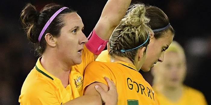 Australia draw 1-1 with New Zealand in send off match
