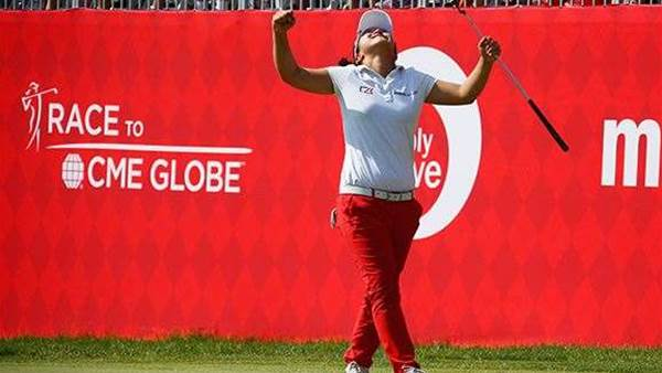 Kim wins fifth LPGA title in extra time