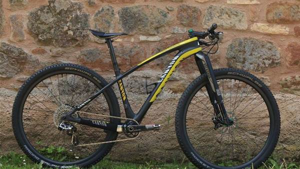 Bike Check: Jenni King's Grand Canyon