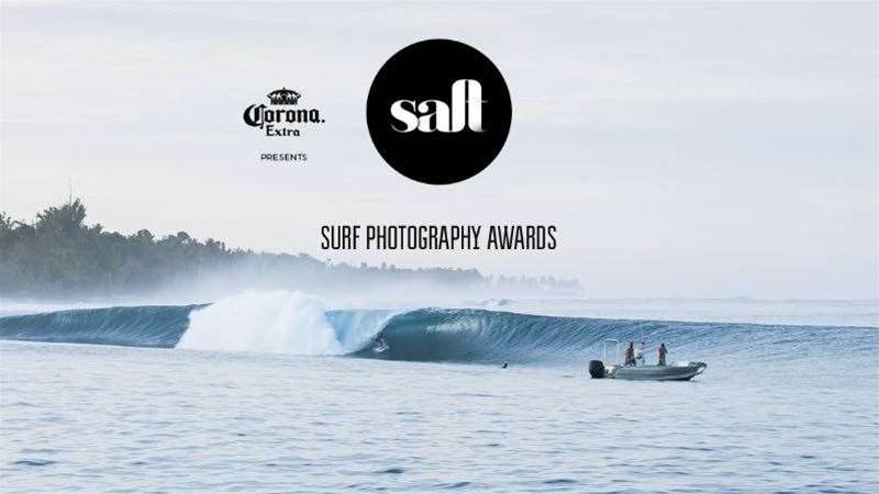 Tracks & Corona Present – SALT Surf Photography Awards