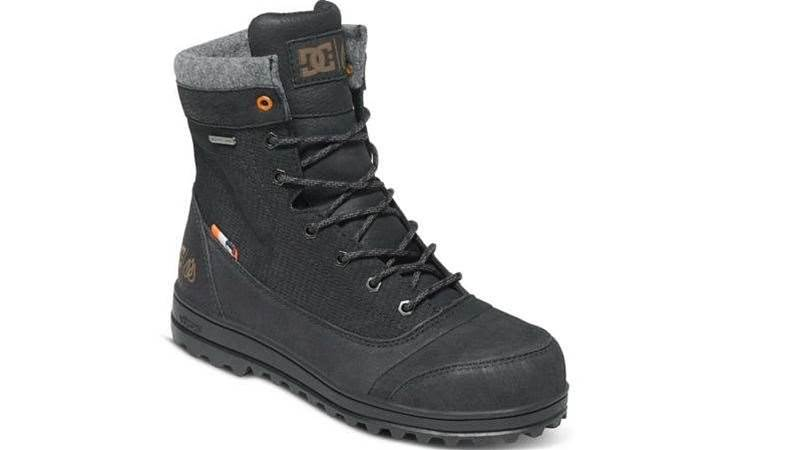 First Look- DC Travis Rice Mountain Boot