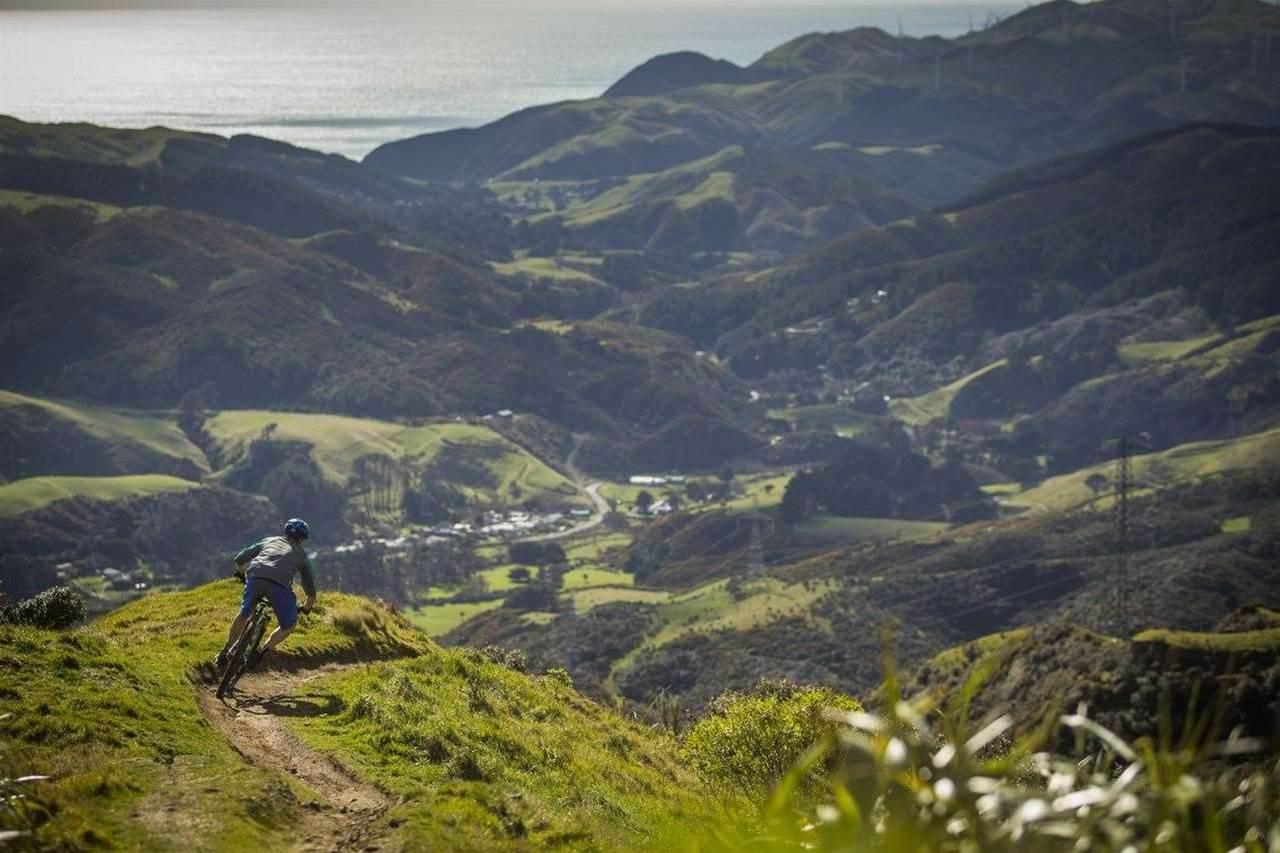 Wellington - the mountain biker's capital