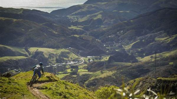 Wellington - the mountain biker's capital