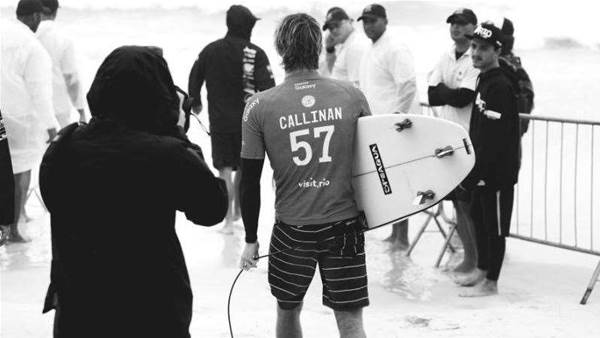 Ryan Callinan is ready for Fiji