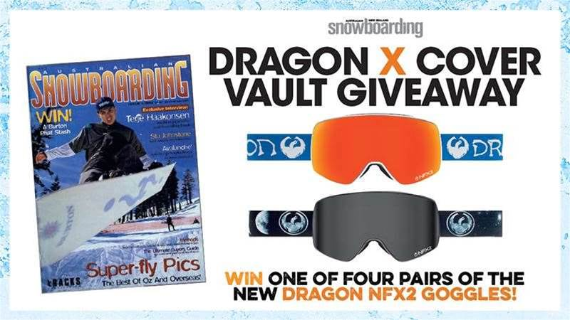Dragon x Cover Vault Competition