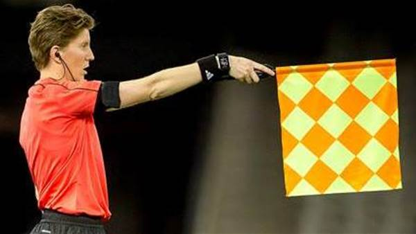 Flying the Flag: Assistant Referee Allyson Flynn is ready for her first Olympics