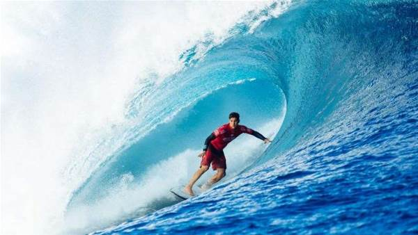 The Best Moments from the Best Day of the Fiji Pro