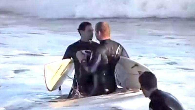 Know Your Kooks: The Middle-aged Surf Nazi