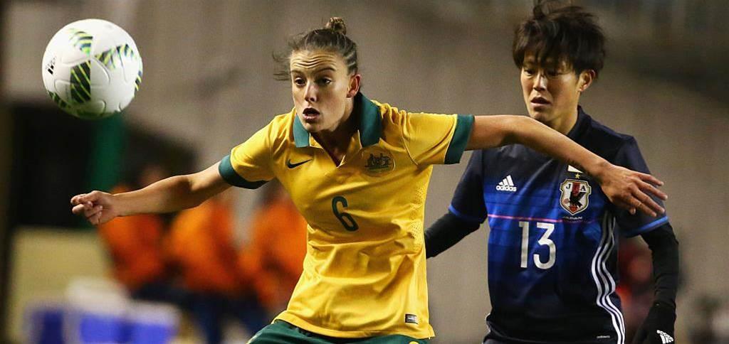 Chloe Logarzo headed to Swedish side Eskilstuna United