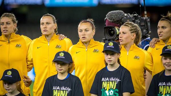 Great Expectations: Why criticism of Matildas' performances is good for the game