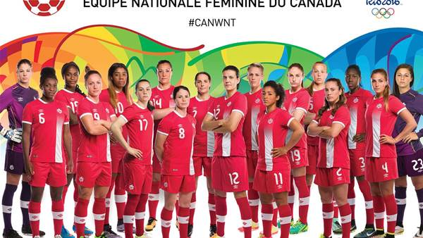 Canada names 18 player roster for Rio 2016 Olympics