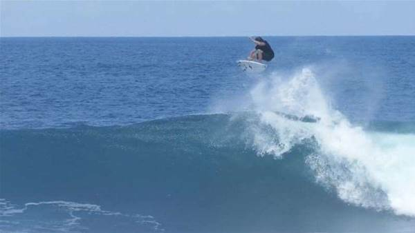 Bruce Irons, Dylan Goodale And Betet Merta Go To Costa Rica