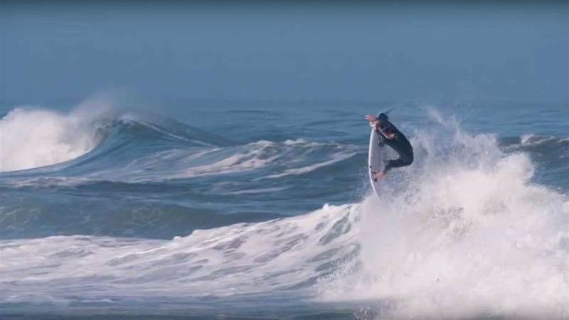 Mitch Crews and Eric Geiselman Burn Through Portugal