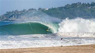June Was A Good Month In Puerto Escondido