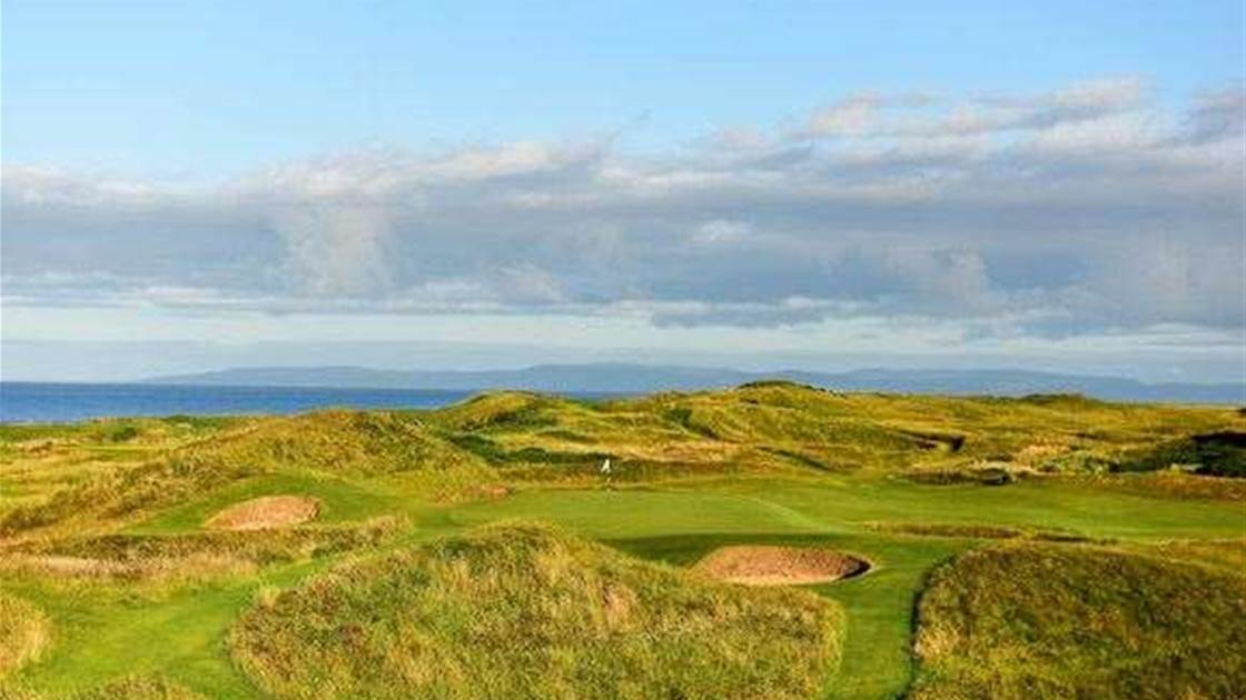 THE OPEN: Postage Stamp set to cause carnage