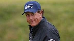 VIDEO: Phil goes oh-so close to Postage Stamp ace