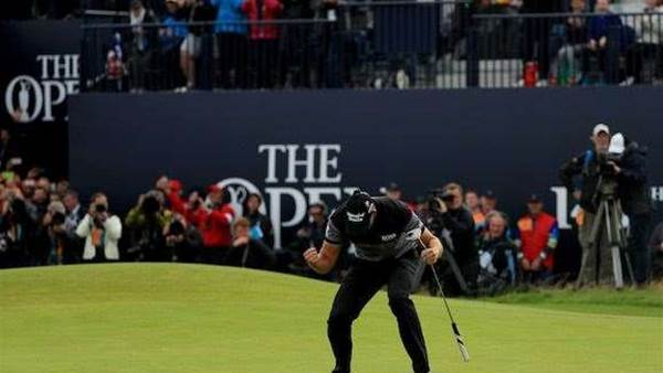 OPEN: Stenson outduels Mickelson for record win