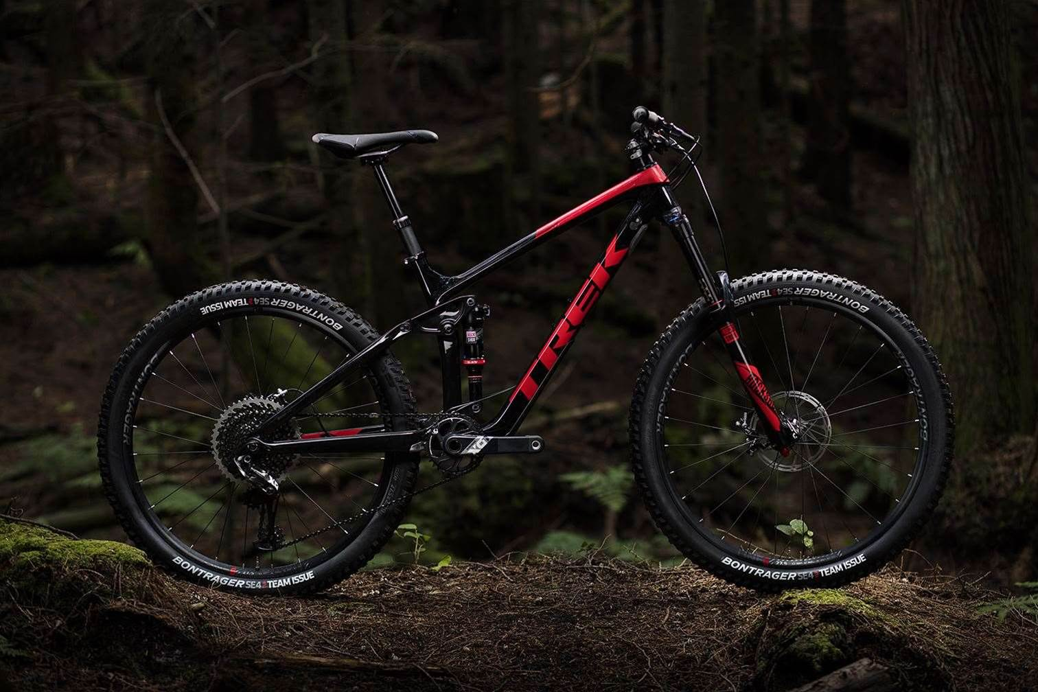 Trek own the trail and mountain with Fuel EX and Remedy