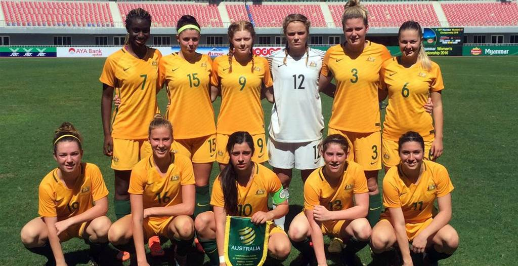 Young Matildas open AFF Championships with 4-0 win over Malaysia