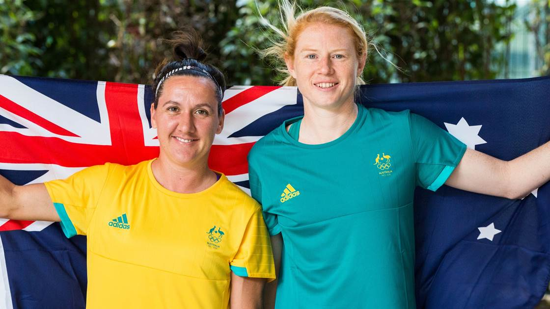 Matildas return to roots for Rio 2016 Olympics