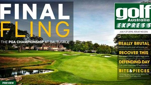 GA Express Issue 204: PGA Championship Preview