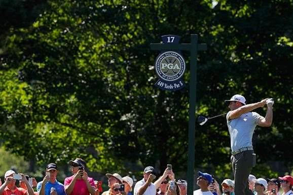 PGA: Five to follow, five to forget