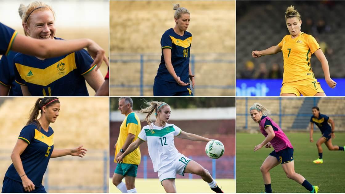 Meet the Matildas: Defenders