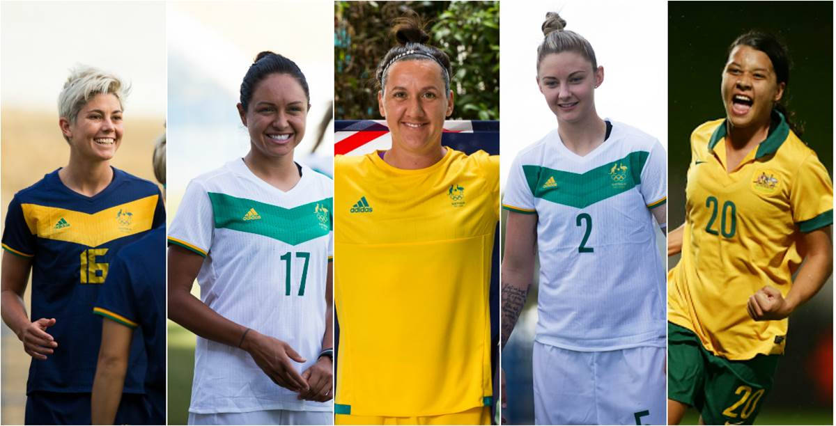 Meet the Matildas: Forwards