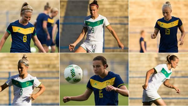 Meet the Matildas: Midfielders