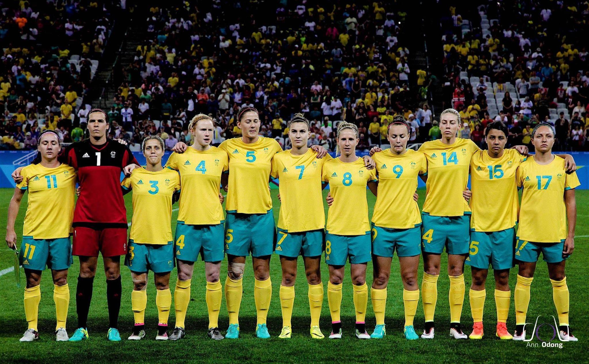 5 Things Learned: Australia v Germany