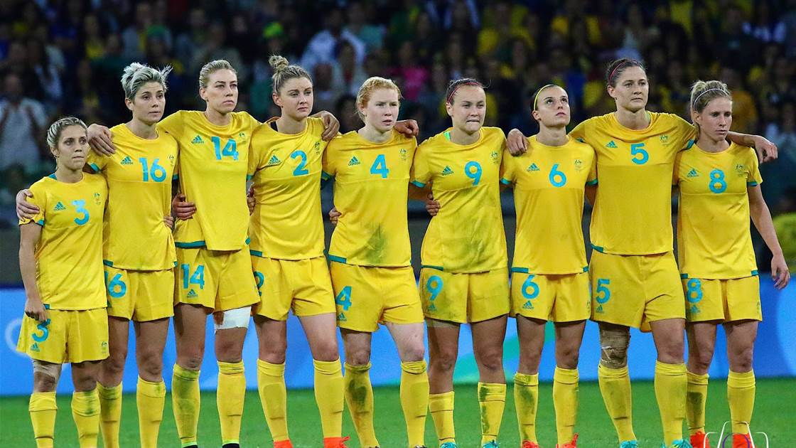 5 Things Learned: Brazil v Australia