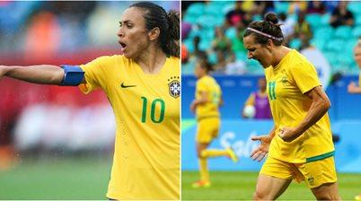 Preview: Brazil v Australia