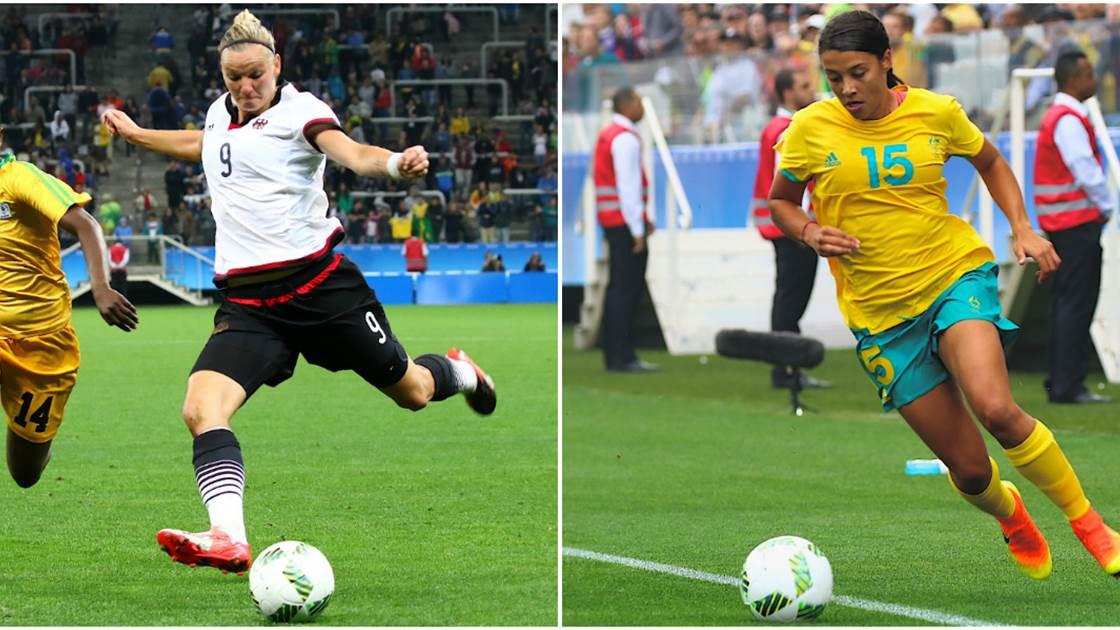 Match Preview: Germany v Australia