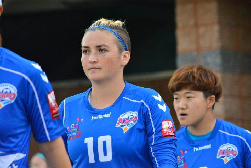 Racheal Quigley lights up Korea and confirms return to Adelaide United
