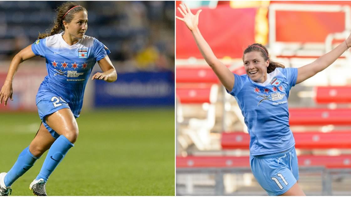 Danielle Colaprico and Sofia Huerta join Adelaide United for Season 9