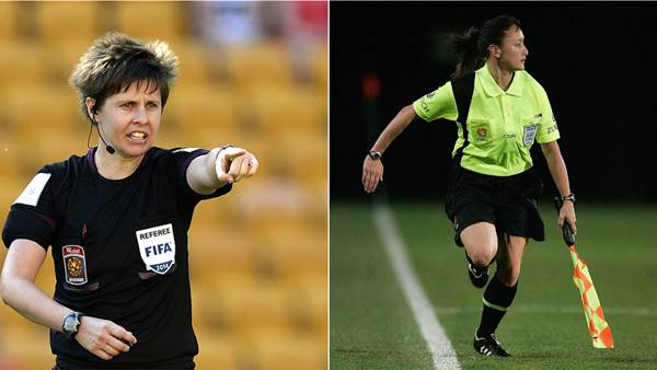 Casey Reibelt and Sarah Ho selected to officiate at 2016 FIFA U20 Women's World Cup