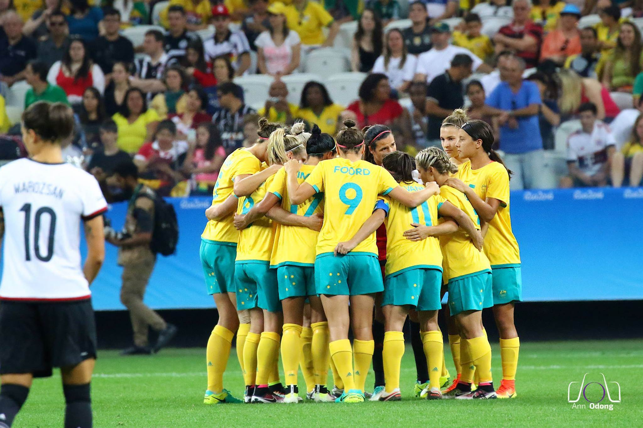 Australia invited to the 2017 Algarve Cup