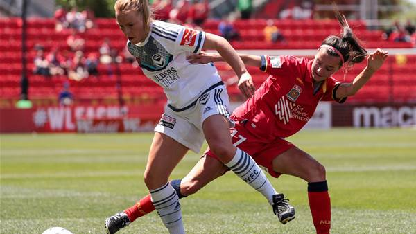 Goals galore between Adelaide United and Melbourne Victory