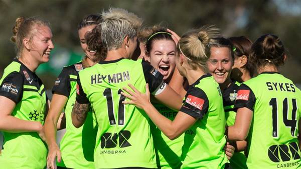 Canberra United find their stride in dominant home win over Newcastle