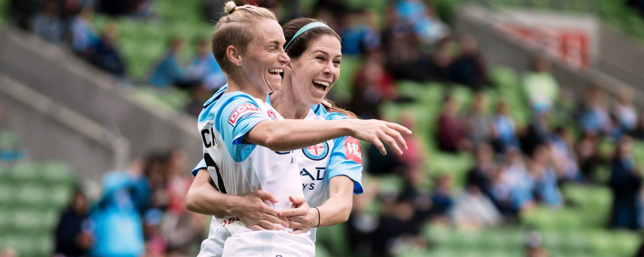 Melbourne City class shines through in Melbourne Derby