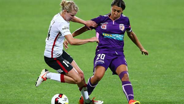 Kerr brace bags points for Glory