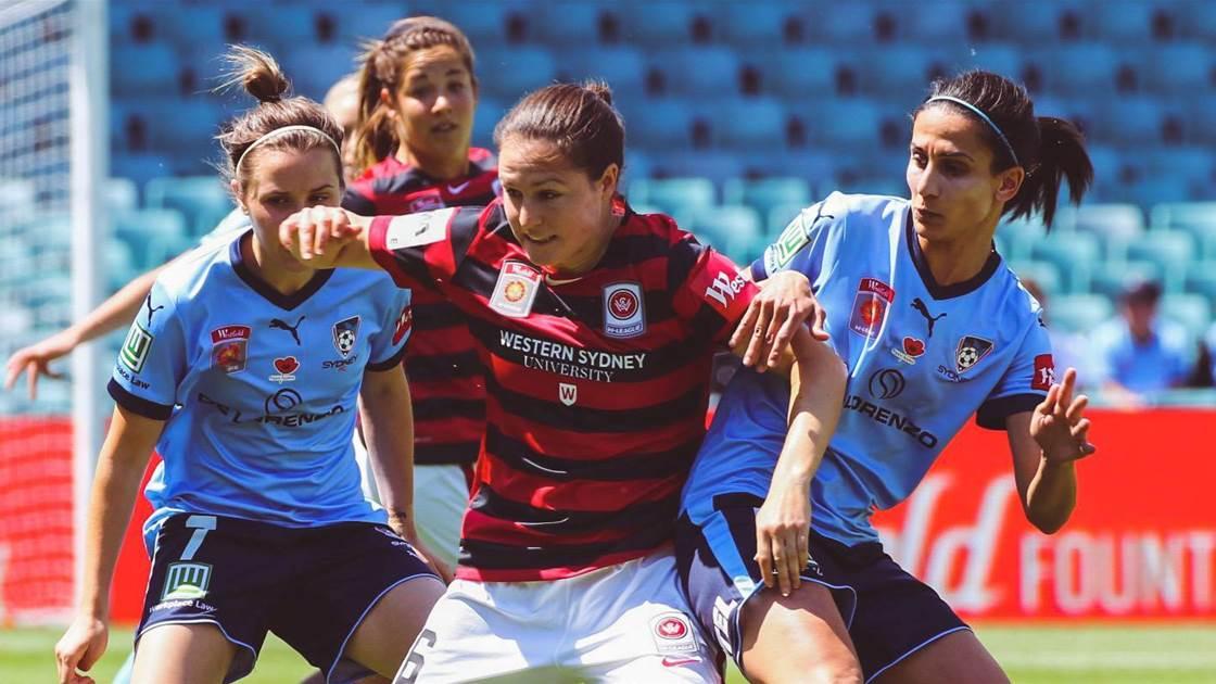 Sydney FC derby dominance over Western Sydney Wanderers continue