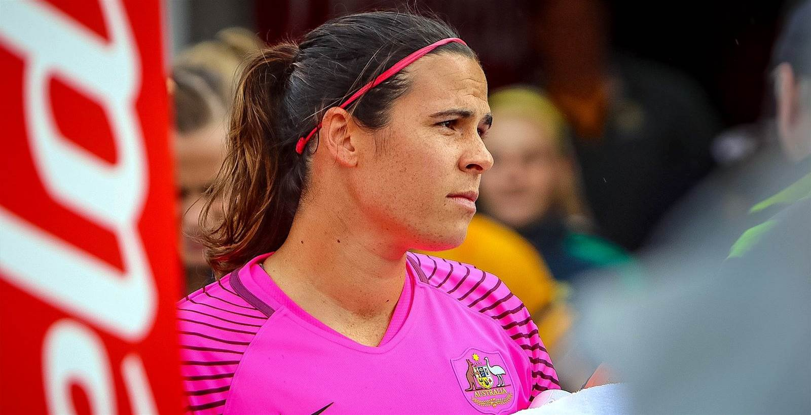 Lydia Williams named 2016 PFA Women's Footballer of the Year