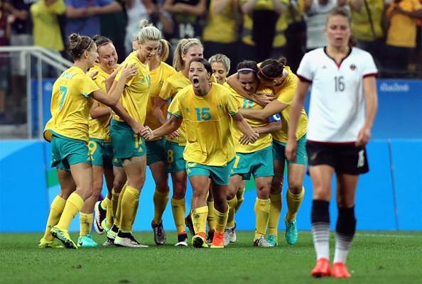 Memories of 2016: Matildas reach rankings high