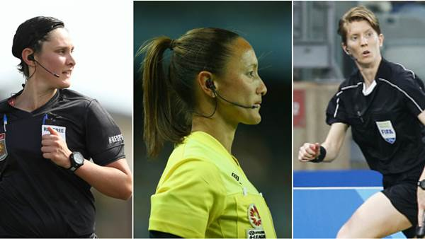 Memories of 2016: Referees making noise internationally